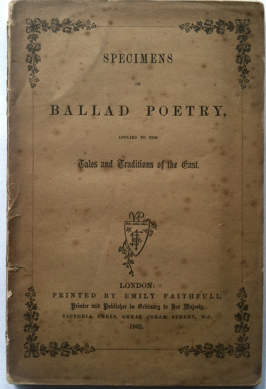 Catalog 28 19th Century English Literature and Poetry