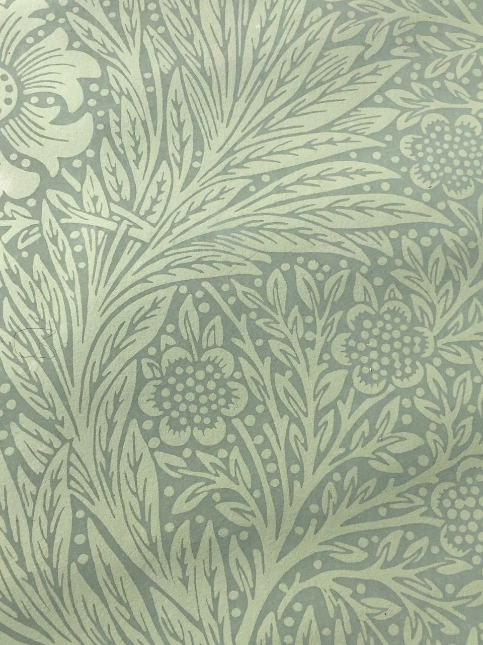 William Morris Wallpaper A Large Roll Marigold Pattern