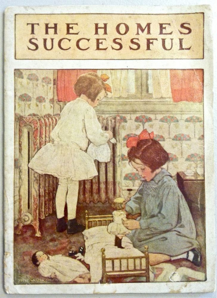 The Homes Successful. Jessie Willcox Smith.