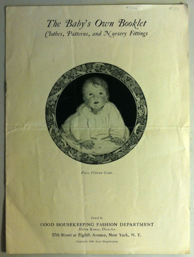 The Baby's own Booklet. Jessie Willcox Smith.