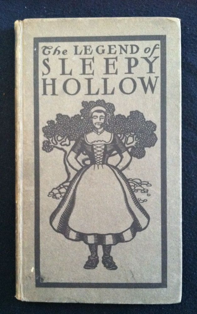 [Bradley, Will] The Legend of the Sleepy Hollow. Washington Irving.