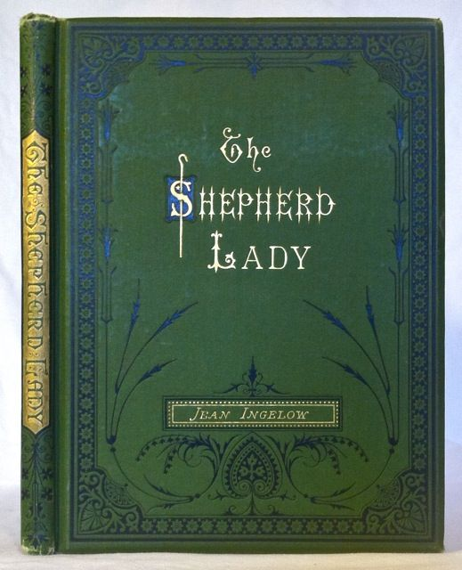 The Shepherd Lady. Arthur Hughes, etc.