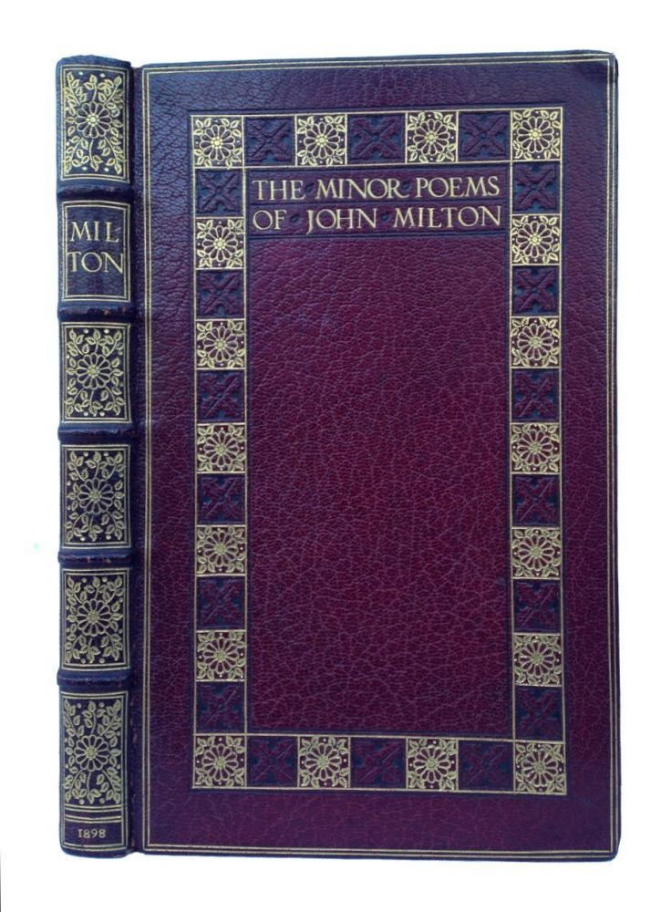 Minor Poems of John Milton. John Milton.