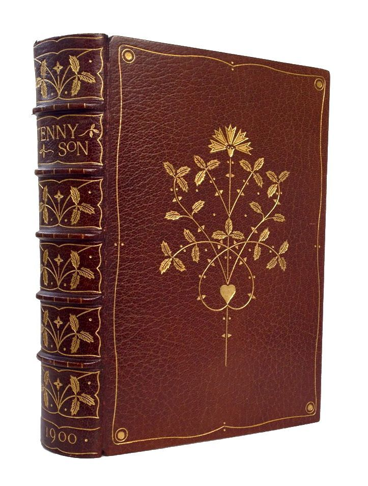 The Works of Alfred Lord Tennyson. Alfred Lord Tennyson.