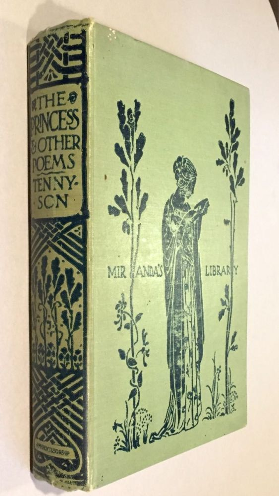 The Princess and Other Poems. Alfred Tennyson.