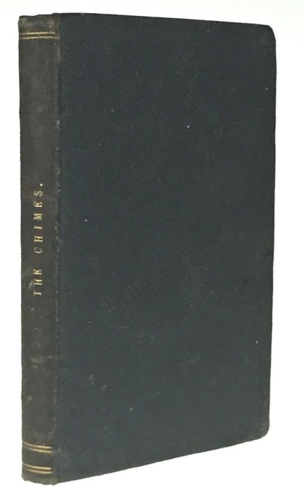 [Dickens, Charles- Trial BInding] The Chimes: A Goblin Story. Charles Dickens.