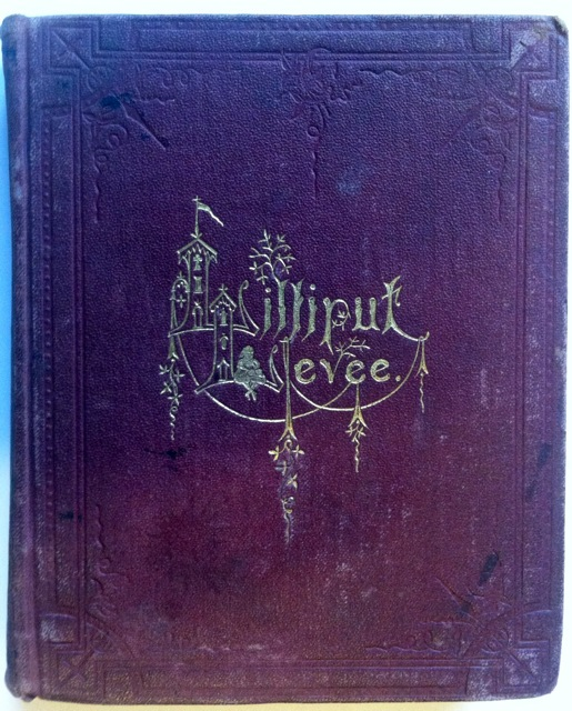 [Millais, J. E.] Lilliput Levee: Poems of Childhood, Child-Fancy and Child-Like Moods. anon.