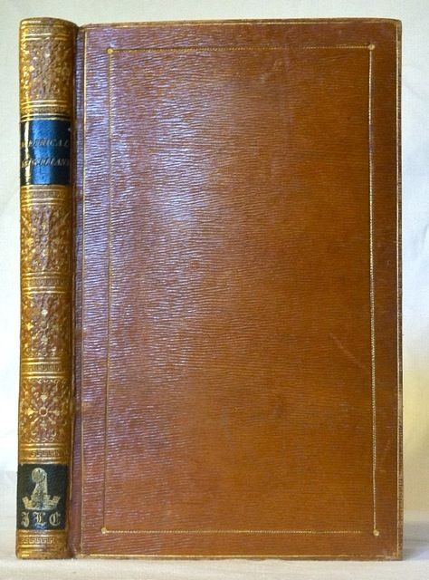 [Fore-Edge Painting by Don Noble] The Metrical Miscellany: Consisting Chiefly of Poems Hitherto Unpublished. Maria Riddell.