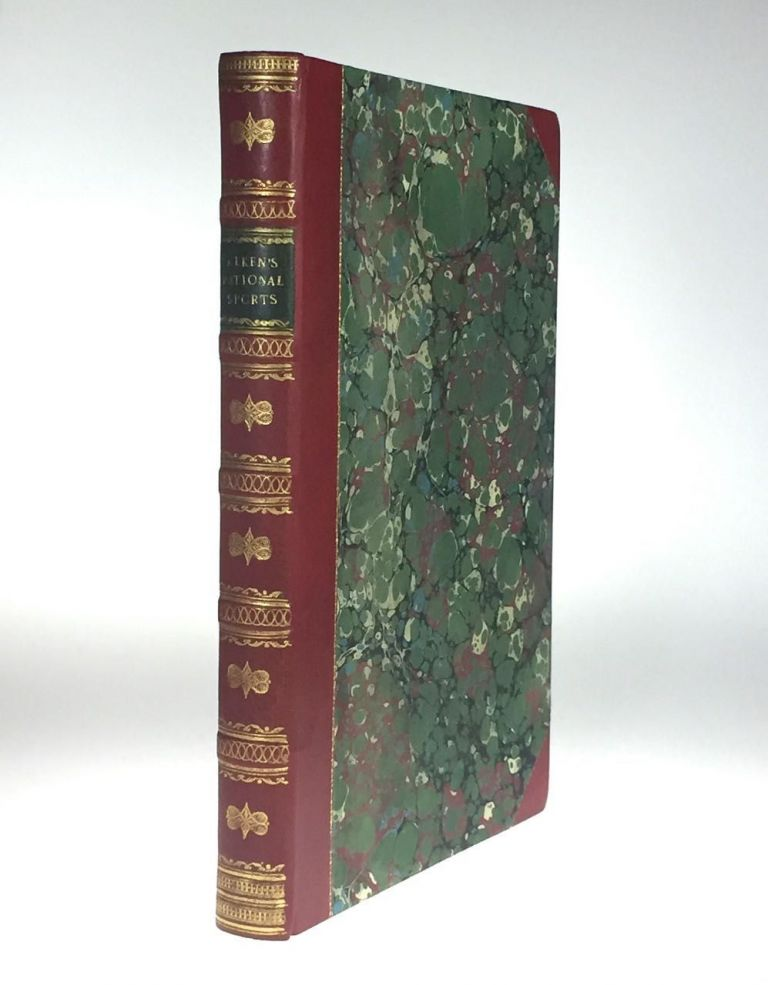 [Alken, Henry- Large Paper, 50 Copies Only] The National Sports of Great Britain. Henry Alken.