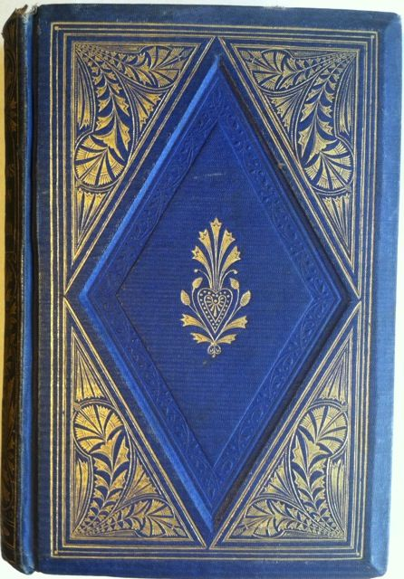 Binding: Hyperion: A Romance with Illustrations by Birket Foster. John Leighton, Henry Wadsworth Longfellow.