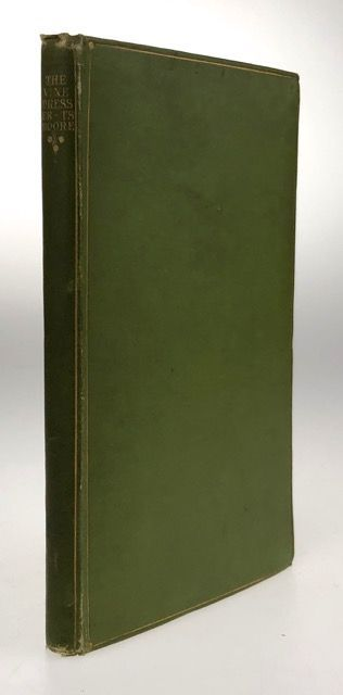 [Moore, T. Sturge] The Vinedresser, and Other Poems. T. Sturge Moore.