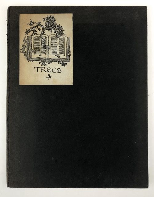 [Guthrie, James] Trees. Harold Munro.