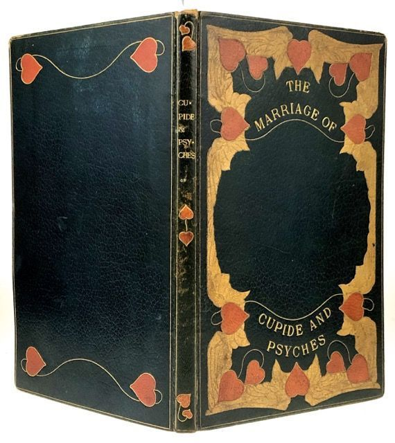 [Binding, Fine- Arts & Crafts by Bumpus of Oxford, Vale Press] The Pleasant & Delectable Tale of the Marriage of Cupide and Psyches. William Adlington, transl.