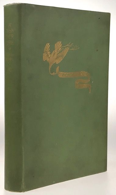 [Crane, Walter- Deluxe Edition, in Scarce Dust Wrapper] A Wonder-Book for Girls and Boys. Nathaniel Hawthorne.