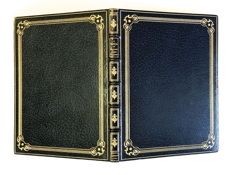 [Rowfant Club- Specially Bound by the Rowfant Bindery for the Overseer of the Rowfant Bindery and Its Best Customer, Willis Vickery] A Memorial of Willam Henry Gaylord. Rowfant Club.