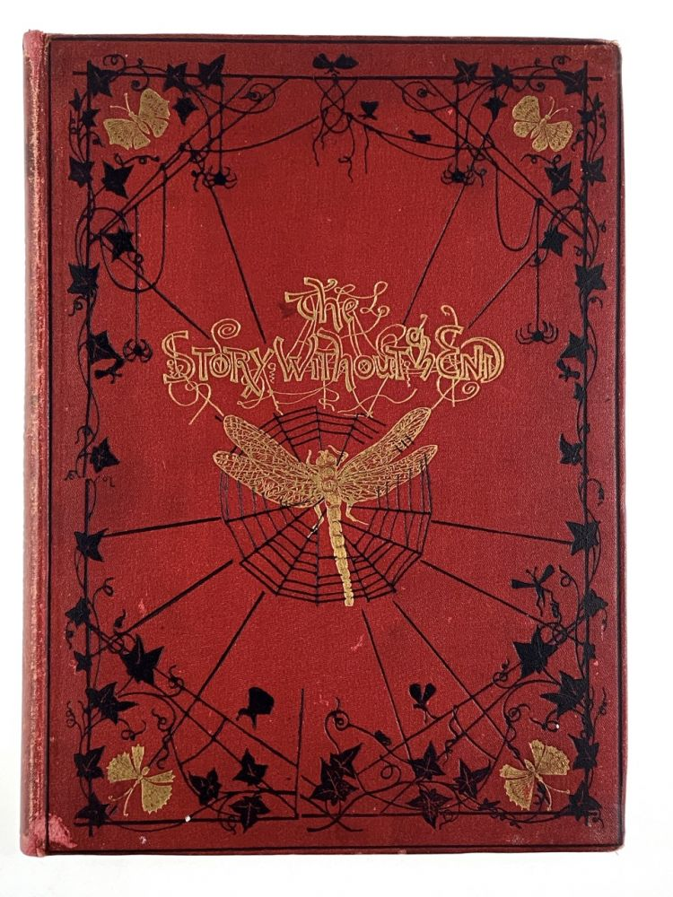 [Boyle, Eleanor Vere- Scarce First Edition] The Story Without an End. Sarah Austin.