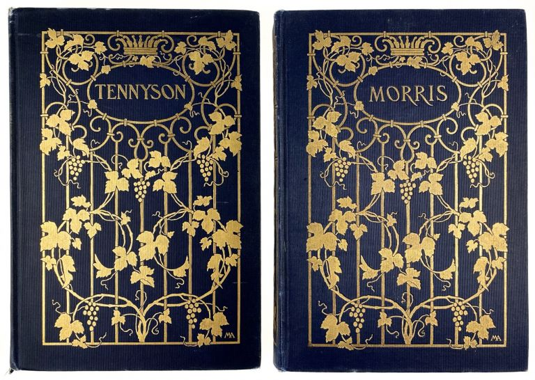 [Cary, Elizabeth Luther] Tennyson [together with] Morris. Elizabeth Luther Cary.