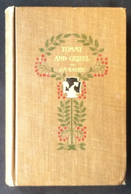 Tommy and Grizel. J. M. Barrie.