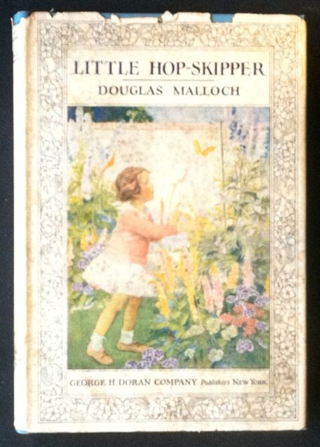 [Presentation Copy from Elizabeth Shippen Green] Little Hop-Skipper. Elizabeth Shippen Green, Presentation Copy, Douglas Malloch.