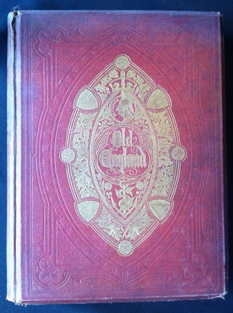 [Leighton, John] Old England: A Pictorial Museum. Charles Knight.