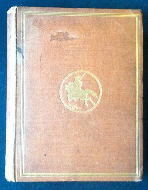 (In Original First Issue Cloth) Ballads and Songs of Brittany. Tom Taylor.