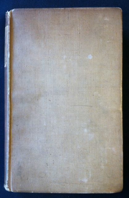 [Large Paper, Signed] George Meredith: Some Characteristics. Richard Le Gallienne.