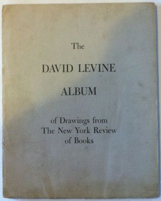 The David Levine Album. Jack Kerouac, David Levine