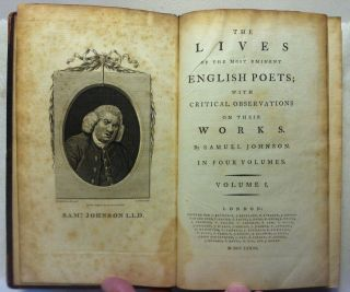 Lives of the Most Eminent English Poets; With Critical Observations on Their Works
