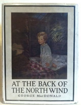 Smith, Jessie Willcox] At the Back of the North Wind. George MacDonald