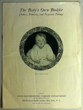 The Baby's own Booklet. Jessie Willcox Smith