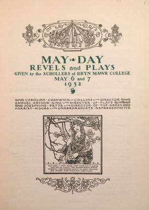 Order of the Revels. May Day Revels and Plays. (E.S. Green)
