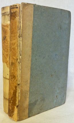 Bewick, Thomas] The Poetical Works of Robert Burns. With his life. Engravings on wood by Bewick....