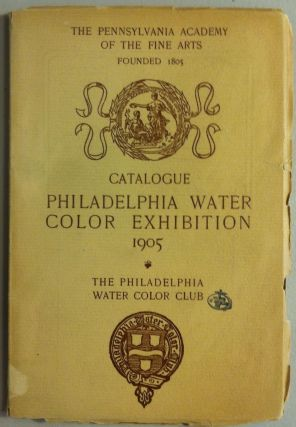 Catalogue of the Second Annual Philadelphia Water Color Exhibition, 1905. Jessie Willcox Smith