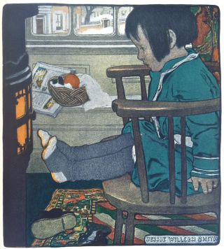 9b [Smith, Jessie Willcox - Magnum Opus] The Book of the Child