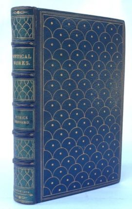 The Poetical Works of the Ettrick Shepherd. Fine- Chivers. Hogg Binding, James