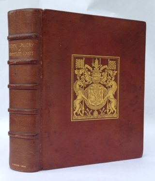 [Binding, Fine] Guild of Women Binders: The Royal Gallery of Hampton Court