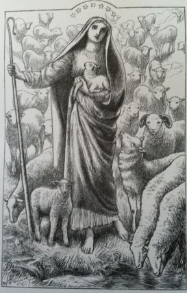 The Shepherd Lady