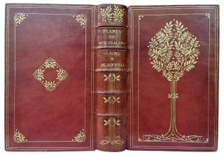 Binding, Fine- Joachim, Eleanor] Plants of New Zealand. R. M. Laing, E W. Blackwell