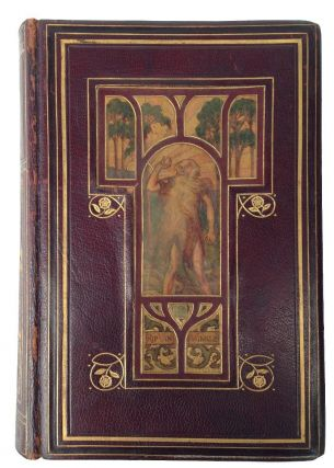 Binding, Fine- Chivers, Cedric, Only 30 Copies Printed] The Sketchbook. Washington Irving