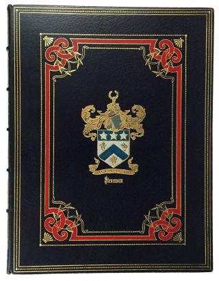 Stevenson and Allied Families Genealogical and Biographical. Fine Binding, Mary E. Stevenson