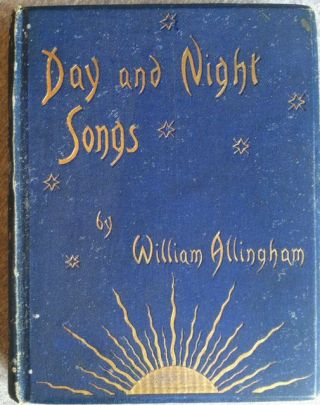 Day and Night Songs. William Allingham