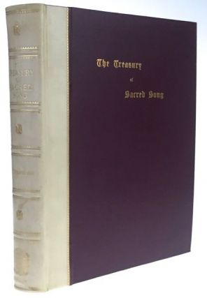 The Treasury of Sacred Song. Francis T. Palgrave, ed