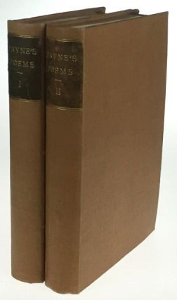 The Poetical Works of John Payne.....Definitive Edition in Two Volumes. John Payne