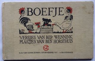 Boefje. Juvenile/Illustrated, van Bep Wennink