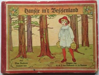 Hansje in't Bessenland. Juvenile/Illustrated, Elsa Beskow