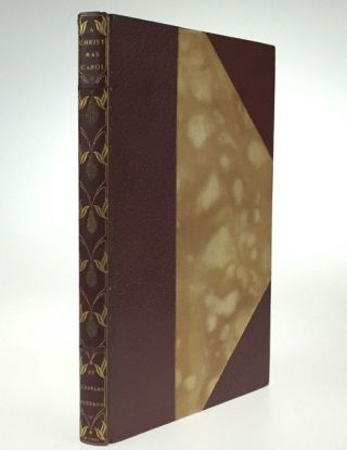 [Roycroft Press] A Christmas Carol in Prose Being a Ghost Story of Yule-Tide. Charles Dickens.