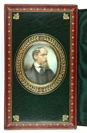 [Binding, Fine- Sangorski & Sutcliffe] The Posthumous Papers of the Pickwick Club