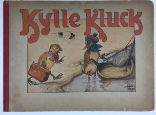 Children's Book] Kylle Kluck