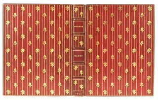 [Binding, Fine- Dudley and Hodge, Bound for Copeland and Day by ] Esther and the Love Sonnets of Proteus. Wilfrid Scawen Blunt.