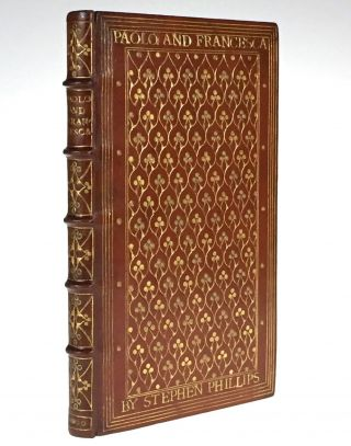 [Binding, Fine- Miss Marshall and Edith Gedye] Paolo & Francesca